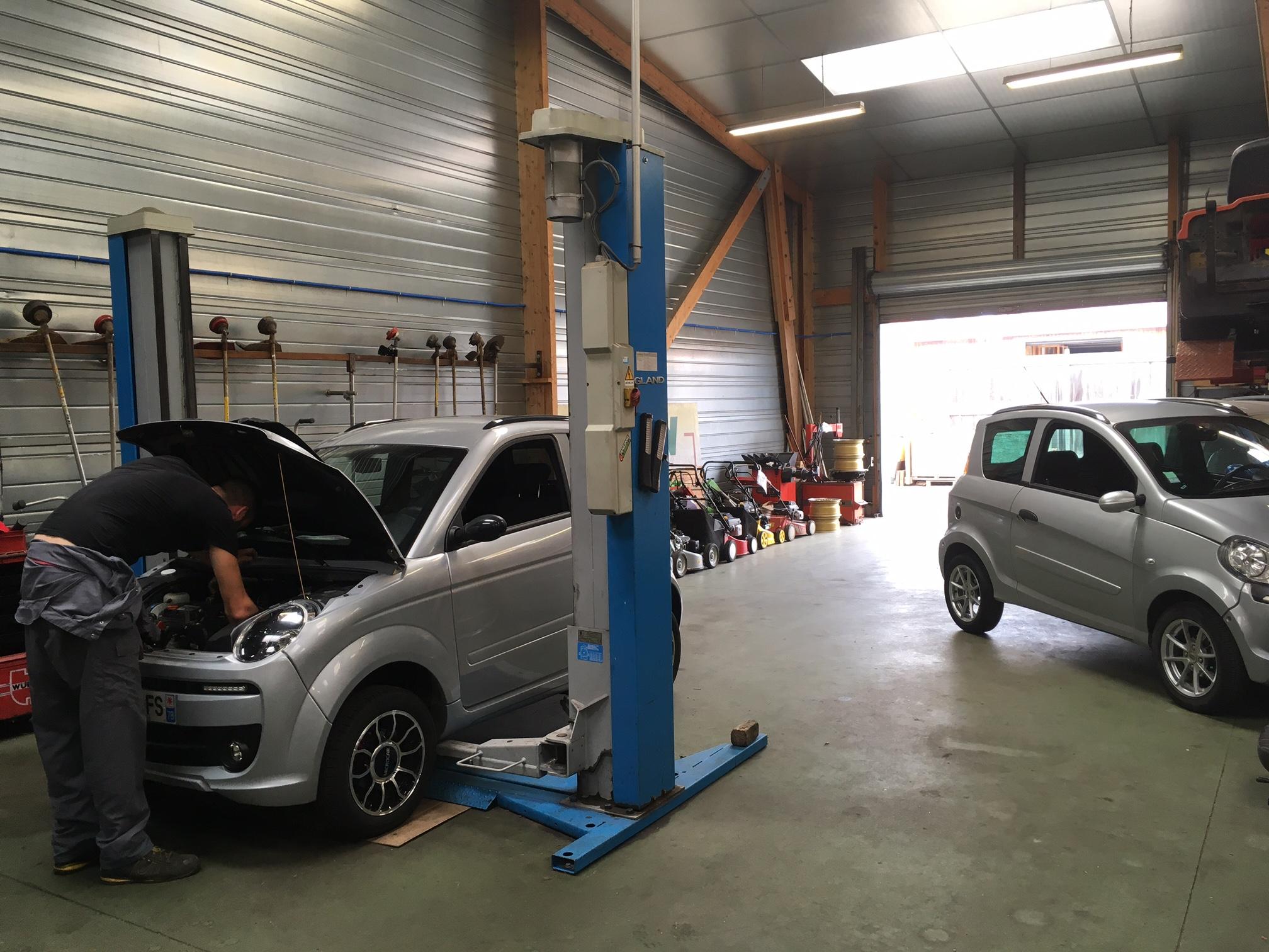 Garage 3a normandie toutes r parations sur votre v hicule sans permis caudebec l s elbeuf - Garage reparation toute marque ...