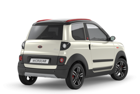 Microcar M.GO X3-4 ARRIERE